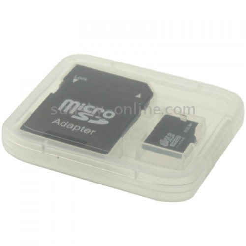 8GB High Speed Class 4 Micro SD(TF) Memory Card, Write: 6.5mb/s, Read: 16mb/s (100% Real Capacity)(Black)